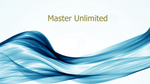 MCA Orals Prep Courses Master Unlimited